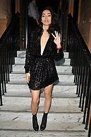 Adrianne Ho at the LFW (Men's) s/s 2019 GQ Dinner to close this season's London Fashion Week Men's, Palm Court at The Principal London, Russell Square, London, England, UK, on Monday 11 June 2018.<br /> CAP/CAN<br /> &copy;CAN/Capital Pictures