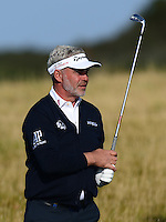 Darren Clarke of Northern Ireland in action during Round 3 of the 2015 Alfred Dunhill Links Championship at the Old Course, St Andrews, in Fife, Scotland on 3/10/15.<br /> Picture: Richard Martin-Roberts | Golffile