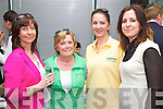 Pictured at the official launch of the gokerry.ie website on Friday in IT Tralee, from left: Maria Coffey (Gap of Dunloe), Anna M. Keogh (Abbeydorney), Margaret O?Regan (GoKerry) and Marian Lyne (Carrig Country House)..