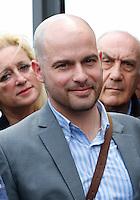 Presentazione dei candidati al consiglio comunale di Napoli del movimento cinque stelle<br /> Vincenzo Rusciano