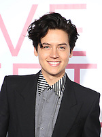 LOS ANGELES, CA - MARCH 7: Cole Sprouse, at The Premiere Of Lionsgate's &quot;Five Feet Apart&quot; at The Fox Bruin Theatre in Los Angeles, California on March 7, 2019. <br /> CAP/MPI/SAD<br /> &copy;SAD/MPI/Capital Pictures