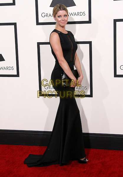 LOS ANGELES, CA - JANUARY 26 - Katie Peterson. 56th GRAMMY Awards held at the Staples Center. <br /> CAP/ADM<br /> &copy;AdMedia/Capital Pictures