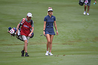 Michelle Wie (USA) approaches the green on 10 during round 1 of the U.S. Women's Open Championship, Shoal Creek Country Club, at Birmingham, Alabama, USA. 5/31/2018.<br /> Picture: Golffile   Ken Murray<br /> <br /> All photo usage must carry mandatory copyright credit (© Golffile   Ken Murray)