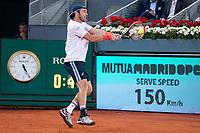 Italian Paolo Lorenzi during Mutua Madrid Open 2018 at Caja Magica in Madrid, Spain. May 08, 2018. (ALTERPHOTOS/Borja B.Hojas) /NortePhoto.com