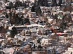 Winter in Honesdale, Pennsylvania