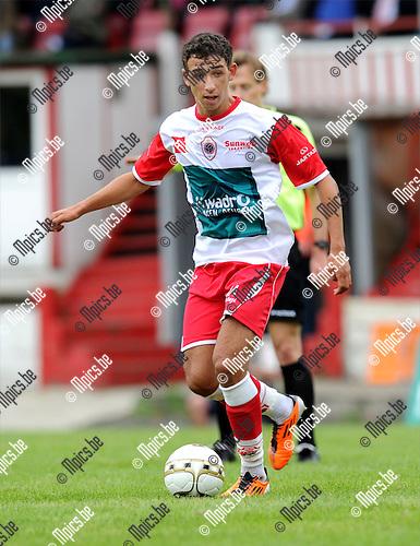 2011-07-23 / Voetbal / seizoen 2011-2012 / R. Antwerp FC / Yannick Put..Foto: mpics