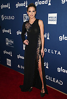 13 April 2018 - Beverly Hills, California - Ana Fernandez. 29th Annual GLAAD Media Awards at The Beverly Hilton Hotel. <br /> CAP/ADM/FS<br /> &copy;FS/ADM/Capital Pictures