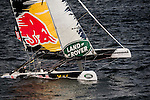 12 Dec 2014 - Extreme Sailing Series Act 8 - Day 2