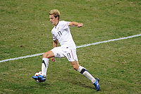 Stuart Holden (11) of the United States (USA). The men's national teams of the United States (USA) and Colombia (COL) played to a 0-0 tie during an international friendly at PPL Park in Chester, PA, on October 12, 2010.