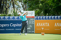Ernie Els (RSA) during the 3rd round of the AfrAsia Bank Mauritius Open, Four Seasons Golf Club Mauritius at Anahita, Beau Champ, Mauritius. 01/12/2018<br /> Picture: Golffile | Mark Sampson<br /> <br /> <br /> All photo usage must carry mandatory copyright credit (© Golffile | Mark Sampson)