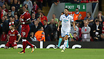 Mark Uth of Hoffenheim celebrates scoring during the Champions League playoff round at the Anfield Stadium, Liverpool. Picture date 23rd August 2017. Picture credit should read: Lynne Cameron/Sportimage