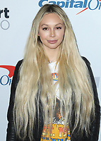LOS ANGELES - NOVEMBER 30:  Corinne Olympios at the KIIS FM's Jingle Ball 2018 Presented By Capital One on November 30, 2018 at the Forum in Los Angeles, California. (Photo by Scott Kirkland/PictureGroup)