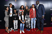 09 March 2019 - Los Angeles, California - Shaunie O'Neal, Shaquille O'Neal. Grand Opening of Shaquille's at L.A. Live held at Shaquille's at L.A. Live. Photo Credit: Birdie Thompson/AdMedia