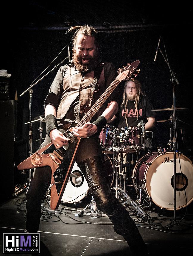 Solstafir at Barge to Hell 2012