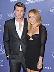 Liam Hemsworth and Miley Cyrus attends the Australians in Film 8th Annual Breakthrough Awards held at The Hotel Intercontinental in Century City, California on June 27,2012                                                                               © 2012 Hollywood Press Agency