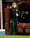 MOTHERWELL MANAGER STUART MCCALL ...17/12/2011 sct_jsp014_motherwell_v_st_mirren     .Copyright  Pic : James Stewart.James Stewart Photography 19 Carronlea Drive, Falkirk. FK2 8DN      Vat Reg No. 607 6932 25.Telephone      : +44 (0)1324 570291 .Mobile              : +44 (0)7721 416997.E-mail  :  jim@jspa.co.uk.If you require further information then contact Jim Stewart on any of the numbers above.........