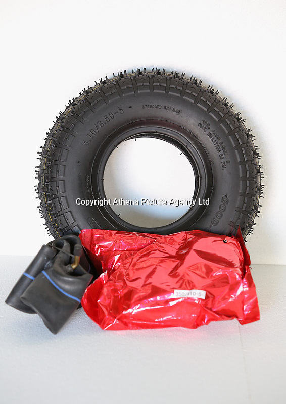 Tyres and inner tube