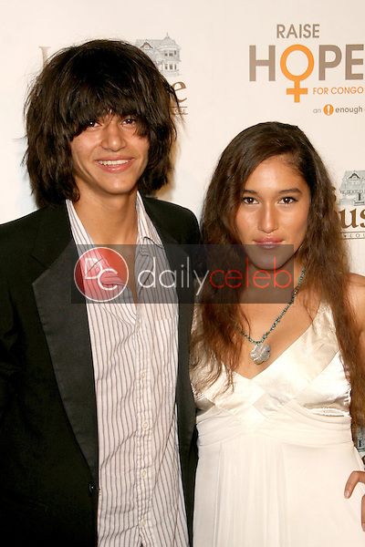 Q'orianka Kilcher<br />at the Raise Hope for the Congo Hollywood Event. Janes House, Los Angeles, CA. 06-28-09<br />Dave Edwards/DailyCeleb.com 818-249-4998