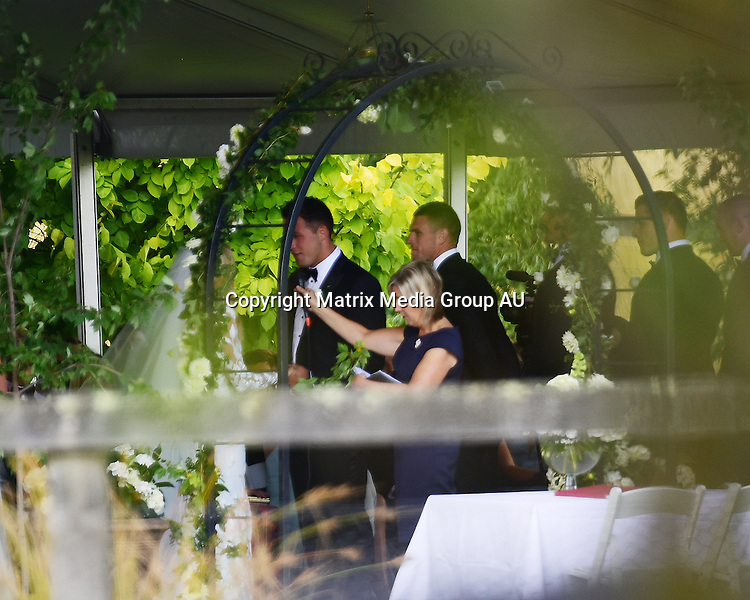 28th December, 2015 SYDNEY <br /> AUSTRALIA<br /> <br /> non EXCLUSIVE  and Exclusive PICTURES<br /> <br /> Sam Burgess marries Phoebe Hooke at her parents Bowral property.<br /> <br /> *ALL WEB USE MUST BE CLEARED*<br /> <br /> Please contact prior to use:  <br /> <br /> +61 2 9211-1088 or email images@matrixmediagroup.com.au <br /> <br /> Note: All editorial images subject to the following: For editorial use only. Additional clearance required for commercial, wireless, internet or promotional use.Images may not be altered or modified. Matrix Media Group makes no representations or warranties regarding names, trademarks or logos appearing in the images.