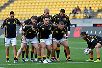 ITM Cup rugby match between Wellington Lions and Southland at Westpac Stadium, Wellington, New Zealand on Friday, 2 September 2012<br />