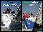 Sailing West Round Ireland Team 2010