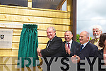 OFFICIALLY OPENED: Michael Finneran TD officially opened the Moyderwell allotments in Dean's Lane on Friday.