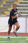 Redondo Beach, CA 05/14/11 - Regan Anderson (St Margaret #21) in action during the 2011 Division 2 US Lacrosse / CIF Southern Section Championship game between Cate School and St Margaret.