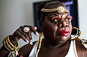 DARWIN, AUSTRALIA - SEPTEMBER 28 : Black Divaz Documentary shoot in Darwin on September 28, 2017 in Darwin, Australia.