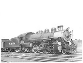 D&amp;RGW #805 in Denver.<br /> D&amp;RGW  Denver, CO  ca 1941