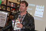 "RAINN WILSON.signs copies of his new book, ""Soul Pancake,"" at Barnes & Noble Huntington Beach. Huntington Beach, CA, USA. November 18, 2010. ©CelphImage"