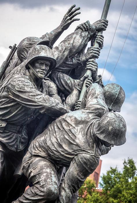 Iwo Jima Memorial - Marine Corp Memorial Washington DC