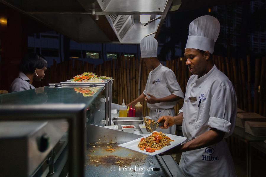 Transcorp Hilton Abuja, Oriental Restaurant