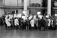 eèvistes<br /> Date : novembre 1968<br /> Photographe : Photo Moderne