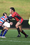 Romi Ropati. Air New Zealand Air NZ Cup warm-up rugby game between the Counties Manukau Steelers & Tasman Mako's, played at Growers Stadium Pukekohe on Sunday July 20th 2008..Counties Manukau won the match 30 - 7.