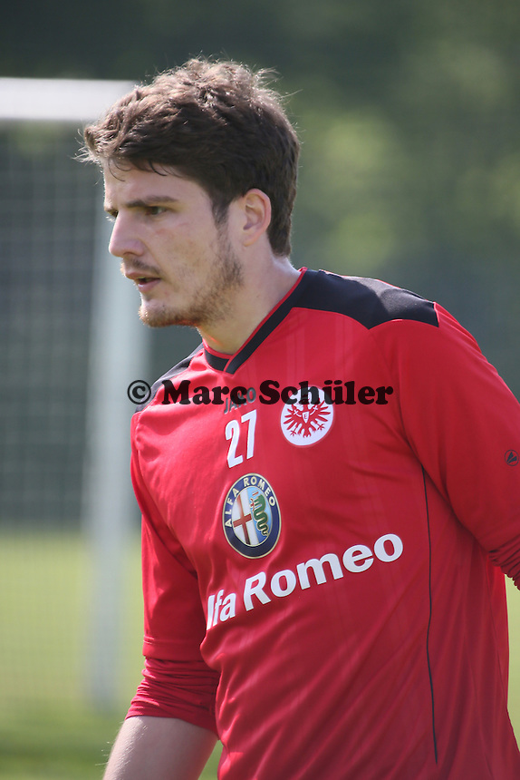 Pirmin Schwegler (Eintracht) - Eintracht Frankfurt Training, Commerzbank Arena