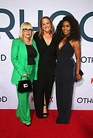 "31 July 2019 - Hollywood, California - Patricia Arquette, Cindy Chupack, Angela Bassett. Photo Call For Netflix's ""Otherhood"" held at The Egyptian Theatre. Photo Credit: FSadou/AdMedia"