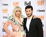 Lady Gaga and Chris Moukarbel attend the 'Gaga: Five Foot Two' Premiere during the 2017 Toronto International Film Festival at Princess of Wales Theatre on September 8, 2017 in Toronto, Canada.