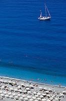 Europe/Italie/Calabre/Scilla : La plage