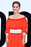 """Actress Natalie Portman poses for camera during the photocall for """"Dior For Love"""" at the Warehouse Terrada in Tokyo, Japan on July 19, 2017."""