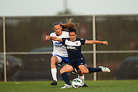 Sky Blue FC forward Lisa De Vanna (11). Sky Blue FC defeated the Boston Breakers 5-1 during a National Women's Soccer League (NWSL) match at Yurcak Field in Piscataway, NJ, on June 1, 2013.