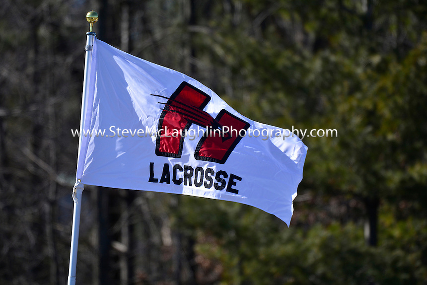 2/27/2016 Mike Orazzi Photo<br />UHart Bryant Men's Lacrosse