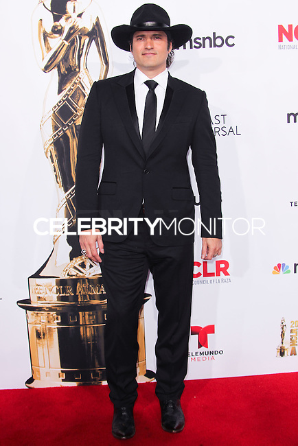 PASADENA, CA, USA - OCTOBER 10: Robert Rodriguez arrives at the 2014 NCLR ALMA Awards held at the Pasadena Civic Auditorium on October 10, 2014 in Pasadena, California, United States. (Photo by Celebrity Monitor)