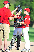 PNLL Major Reds action 2015. (Photo by AGP Photography)