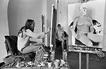 THE SLADE SCHOOL OF ART  LONDON 1970S