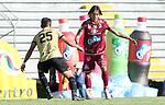 Deportes Tolima igualó 1-1 ante Rionegro Águilas. Fecha 12 Liga Águila II-2018.