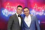 "Daniel Reichard and Patrick McCollum attends the Broadway Opening Night Arrivals for ""Angels In America"" - Part One and Part Two at the Neil Simon Theatre on March 25, 2018 in New York City."