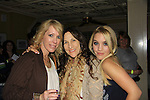 General Hospital Kristen Alderson with mom Kathy and aunt Randi at SoapFest's Celebrity Weekend - Celebrity Karaoke Bar Bash - autographs, photos, live auction raising money for kids on November 10, 2012 at Bistro Soleil at Old Historic Marco  Island, Florida. (Photo by Sue Coflin/Max Photos)