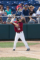 July 6, 2008: The Yakima Bears' Greg Bordes at-bat during a Northwest League game against the Everett AquaSox at Everett Memorial Stadium in Everett, Washington.