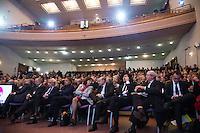 ANDRE VALLINI, BRUNO LE ROUX, FRANCOIS REBSAMEN, LAURENCE ROSSIGNOL, JEAN-MARIE LE GUEN, JEAN-VINCENT PLACE, JEAN-PAUL HUCHON - MEETING PS - H… HO LA GAUCHE A L'UNIVERSITE PARIS DESCARTES