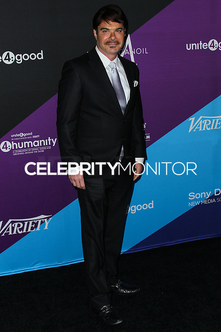 CULVER CITY, LOS ANGELES, CA, USA - FEBRUARY 27: Eric Schiffer at the 1st Annual unite4:humanity Presented by unite4:good and Variety held at Sony Pictures Studios on February 27, 2014 in Culver City, Los Angeles, California, United States. (Photo by Xavier Collin/Celebrity Monitor)